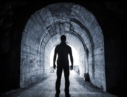 La lumière au bout du tunnel…